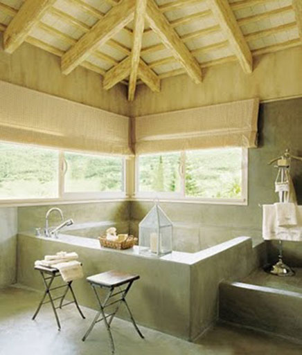 Badkamer Tegels Coaten ~ Natuurlijke badkamer ideeen  Inrichting huis com