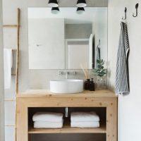 8x Natuurlijke badkamer ideeën