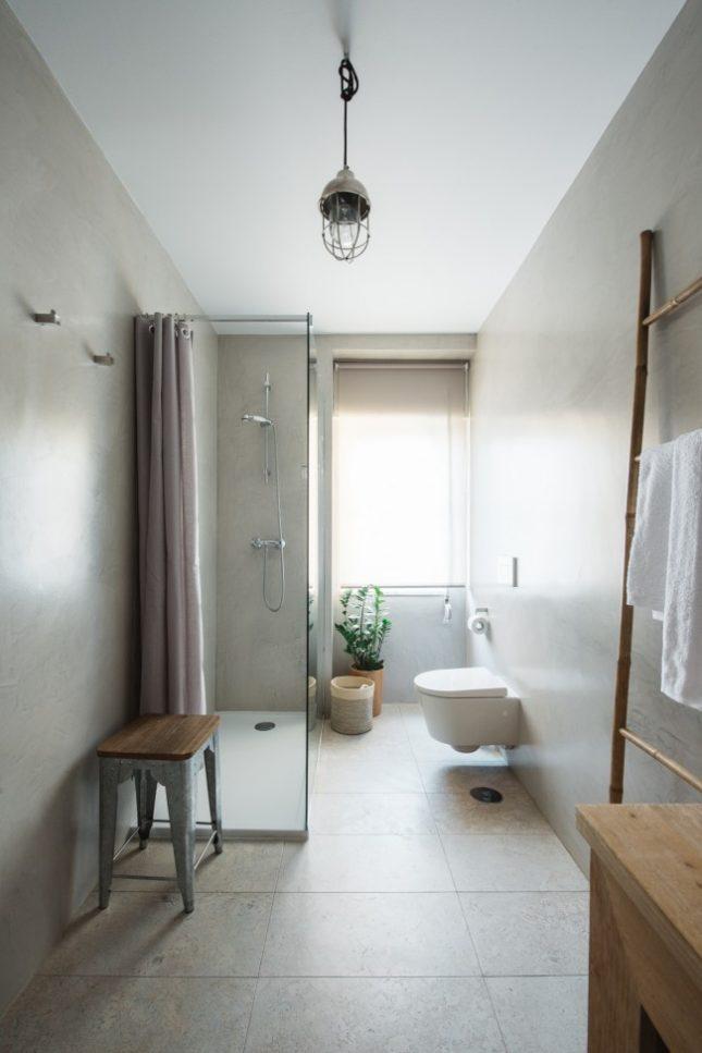 Natuurlijke badkamer ideeën