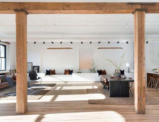 New York Soho loft appartement van medeoprichter Homepolish