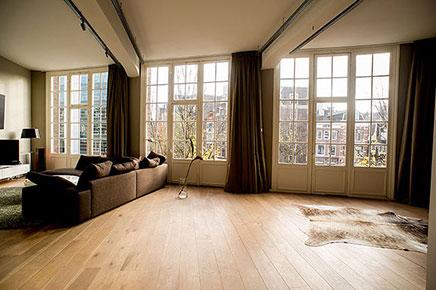 New Yorkse loft in Amsterdam te koop