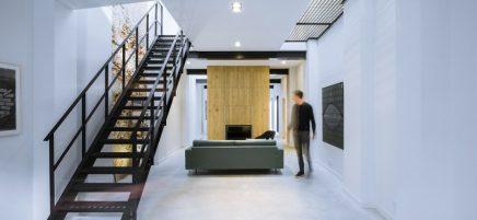 New Yorkse loft woning in Den Bosch