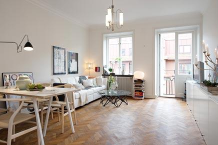 Woninginrichting Van Josh : Nonchalant klassieke woninginrichting inrichting huis
