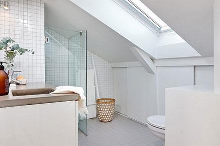 Noors penthouse met scandinavische interieur stijl inrichting