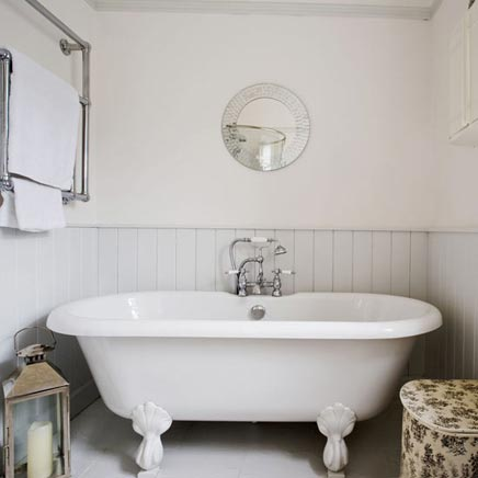 Badezimmer Nostalgie | Nostalgische Badezimmer Wohnideen Einrichten