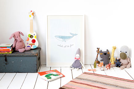 OHMYHOME kinderkamer posters