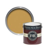 okergele muurverf farrow and ball india yellow