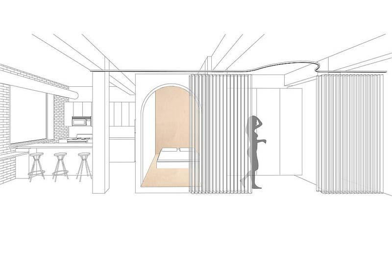ontwerp loft appartement