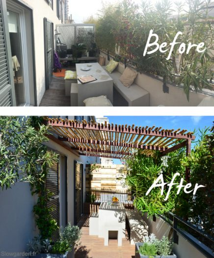 Ontwerp zonnig balkon terras van 30m2 inrichting for Terasse ontwerp