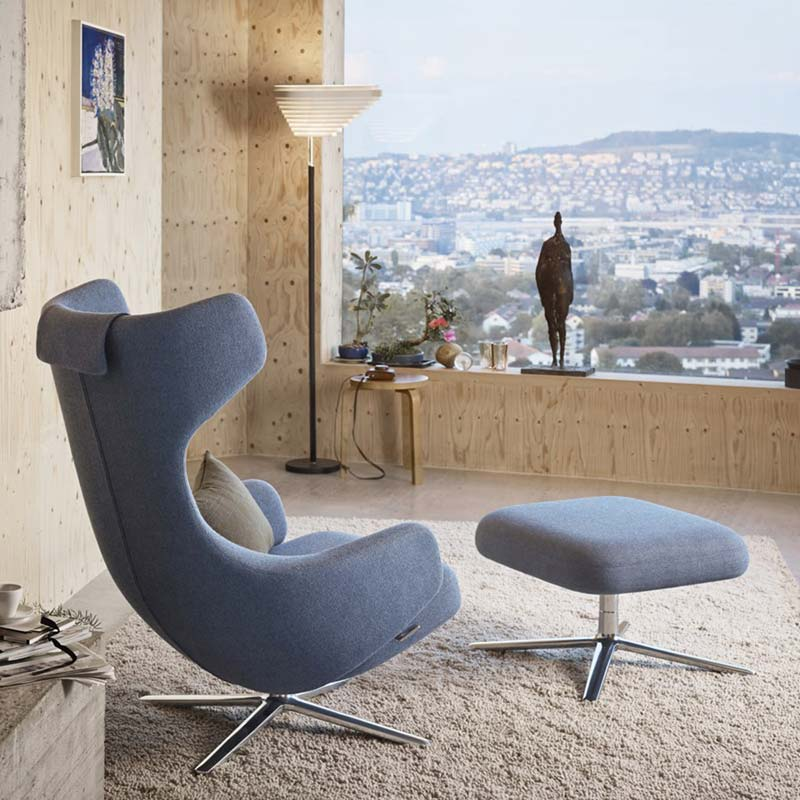 Oorfauteuil Vitra Grand Repos chair
