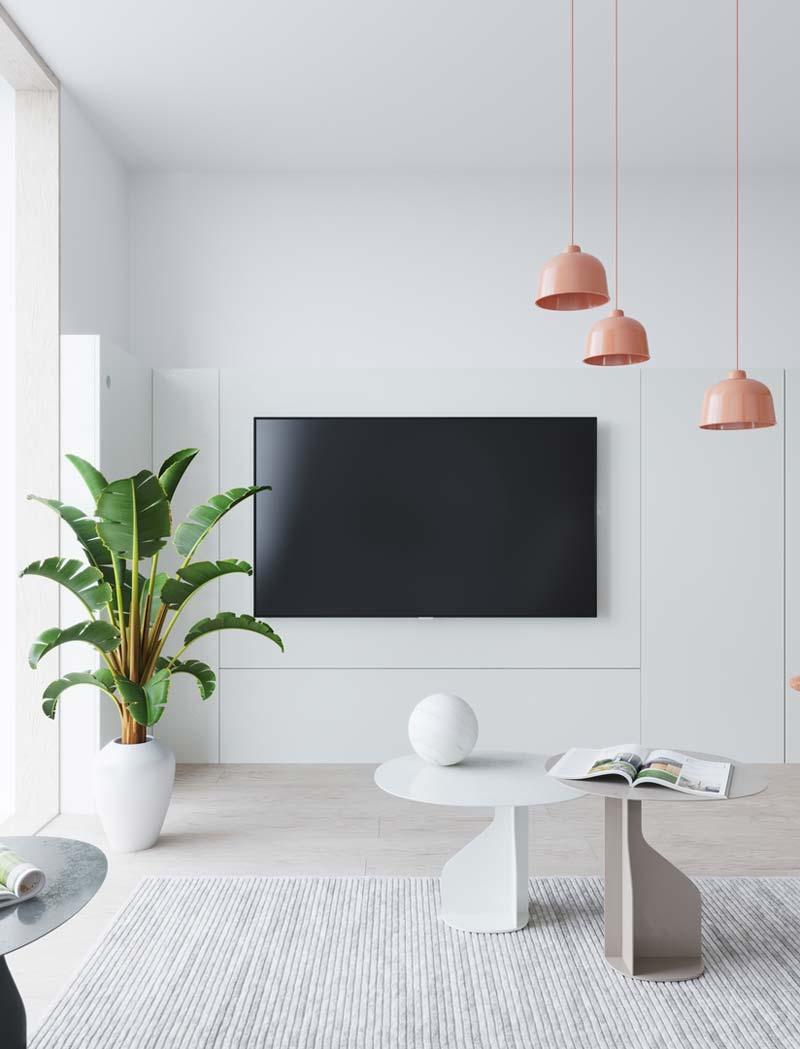 op maat gemaakte tv meubel
