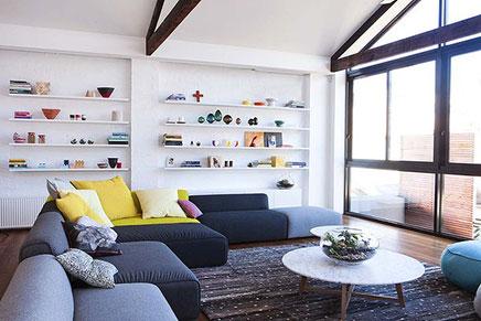 10x Open Boekenplanken : Open boekenplanken inrichting huis