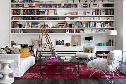 10x Open Boekenplanken : 10x open boekenplanken inrichting huis.com