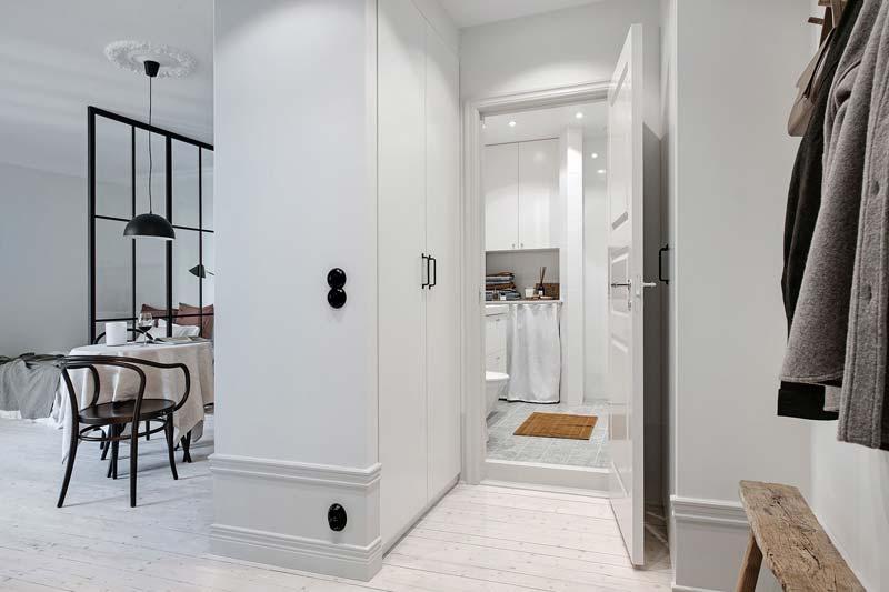 open hal wit interieur