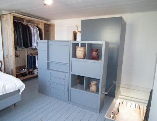 Inloopkast In Tussenkamer : Inloopkast in tussenkamer inrichting huis