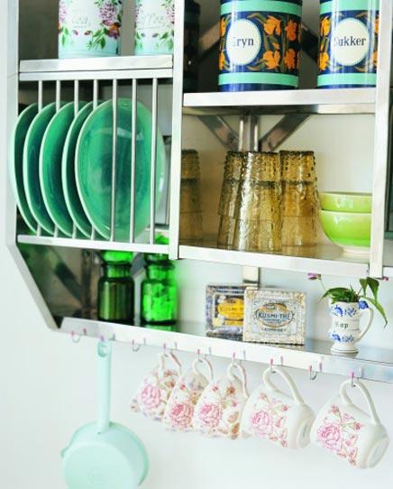 Open keuken van Anne & Peter