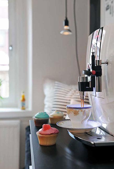 Open keuken met leuke ideeen