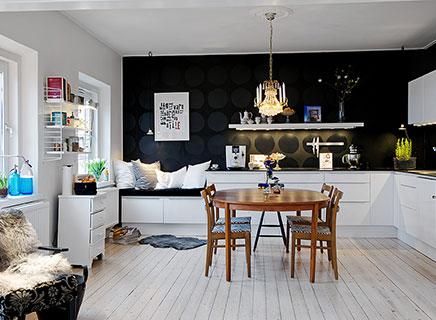 Leuke Keuken Ideeen : Open keuken met leuke ideeën inrichting huis