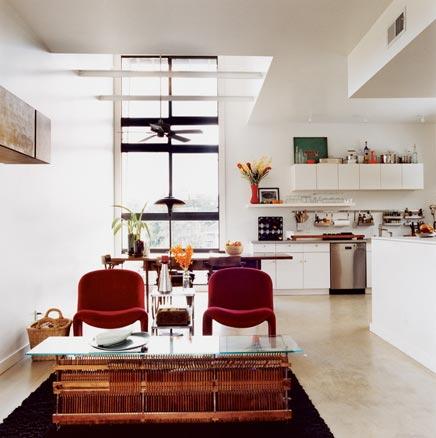 Muur keuken open home design idee n en meubilair inspiraties - Open keukeninrichting ...