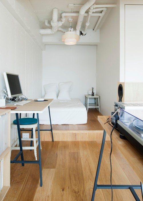 open-slaapkamer