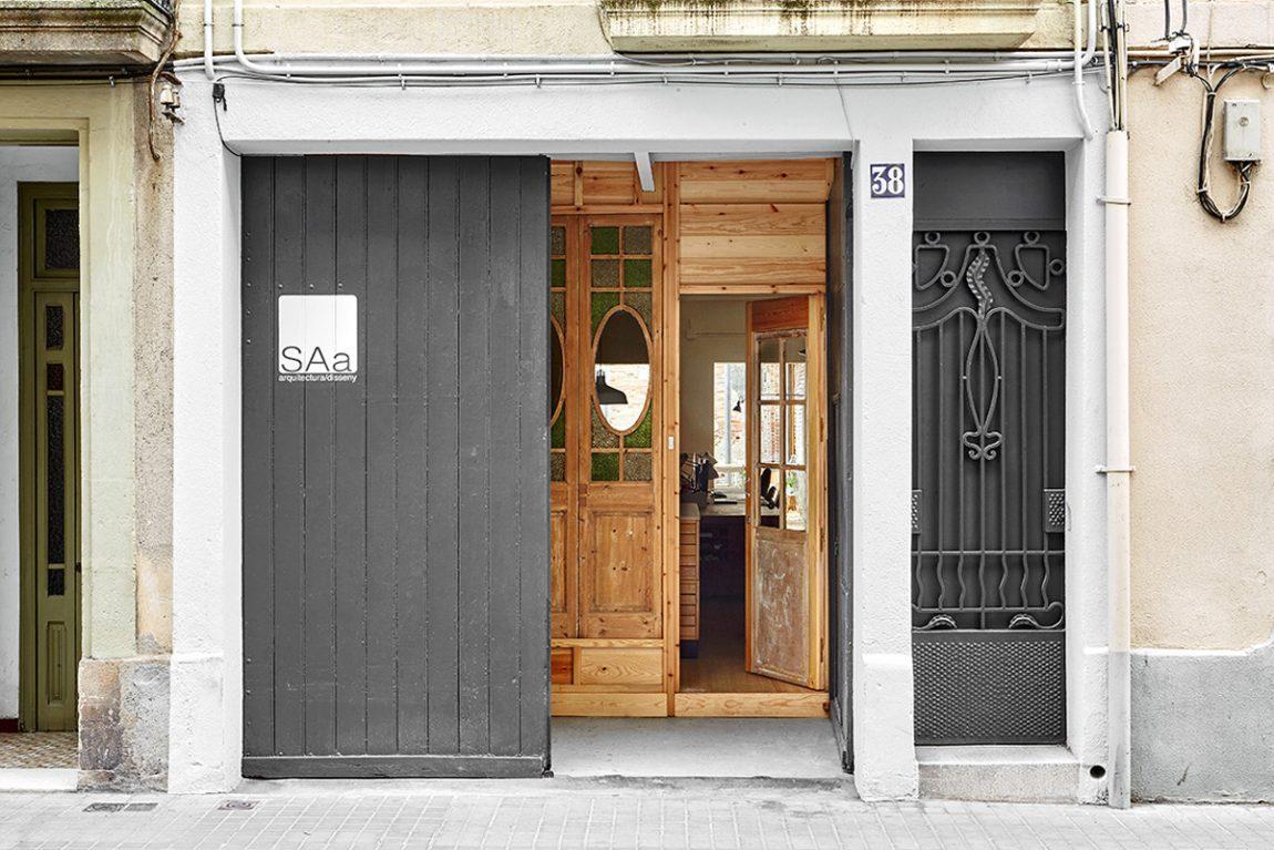 opgeschuurde-houten-voordeur
