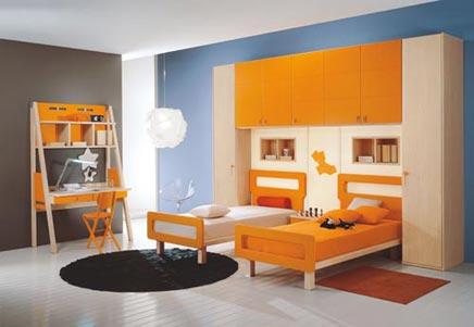 Wij houden van Oranje | Inrichting-huis.com