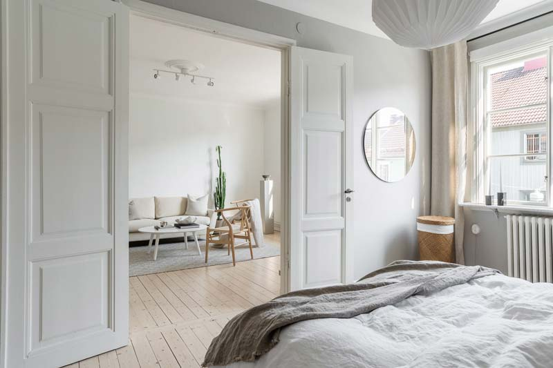 originele dubbele deuren slaapkamer