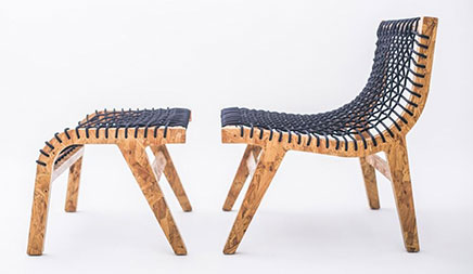 OSB meubels van Notwaste