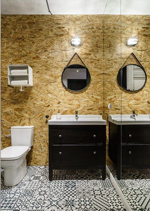 osb-muur-badkamer