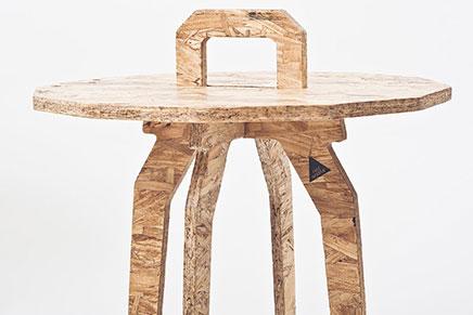 OSB tafel