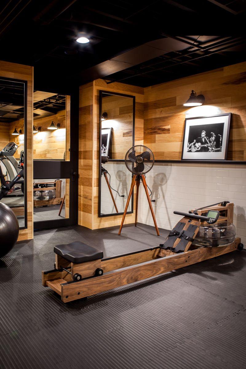 Van oude kelder tot super mooie fitnessruimte
