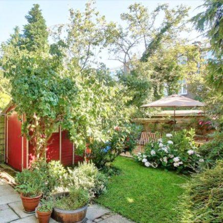De magische tuin inrichting for Huis in de tuin
