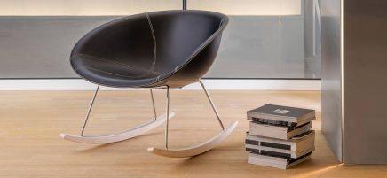 Pedrali Gliss 350 schommelstoel