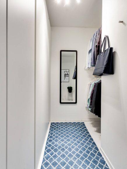 Perfecte kamer voor een inloopkast