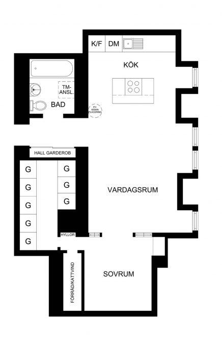 Perfecte kamer voor een inloopkast  Inrichting-huis.com