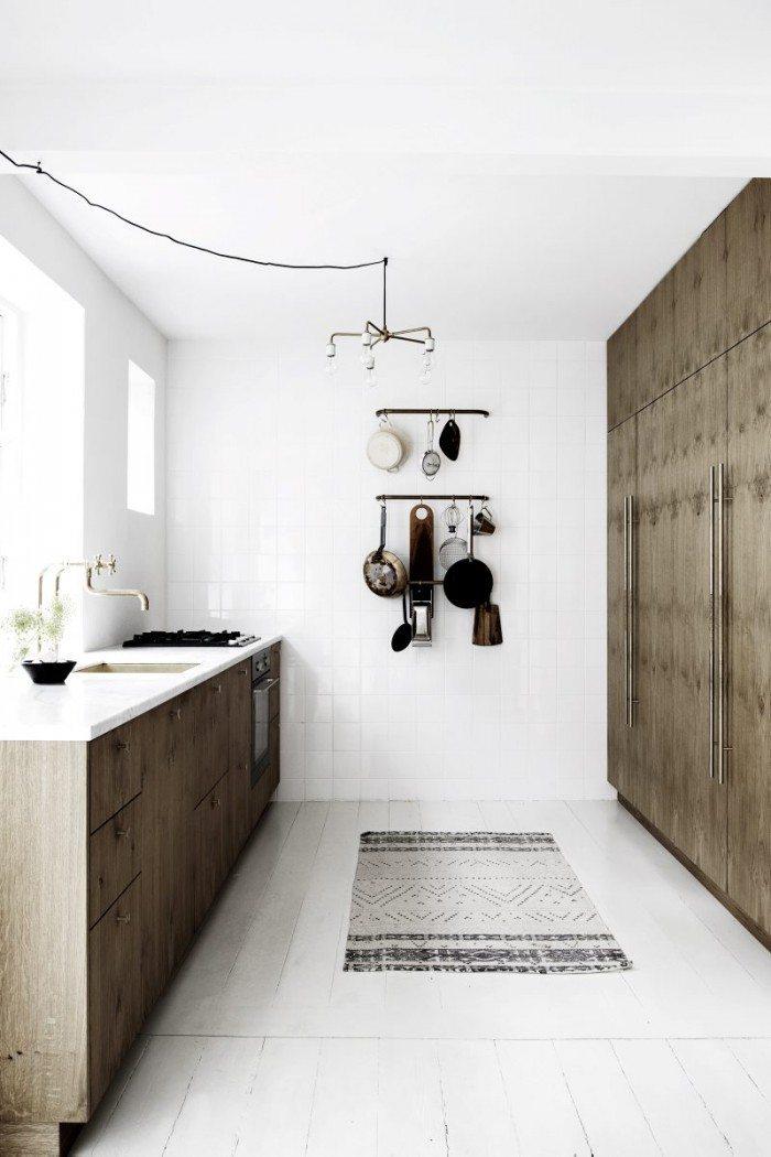 De perfecte keuken van ambachtelijke meubelmaker