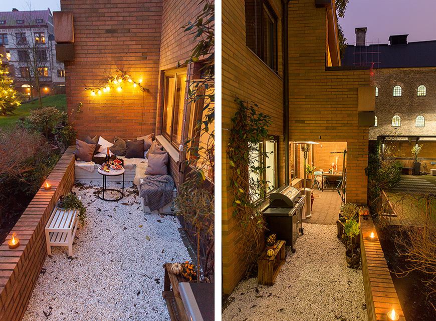 Kleine Slaapkamer Gezellig Maken : Perfecte kleine tuin voor gezellige ...