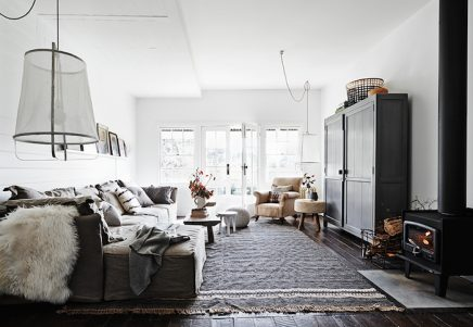 Het perfecte knusse interieur van The Estate Trentham