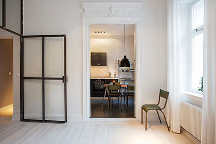 Perfecte verkoopstyling 1-kamer appartement