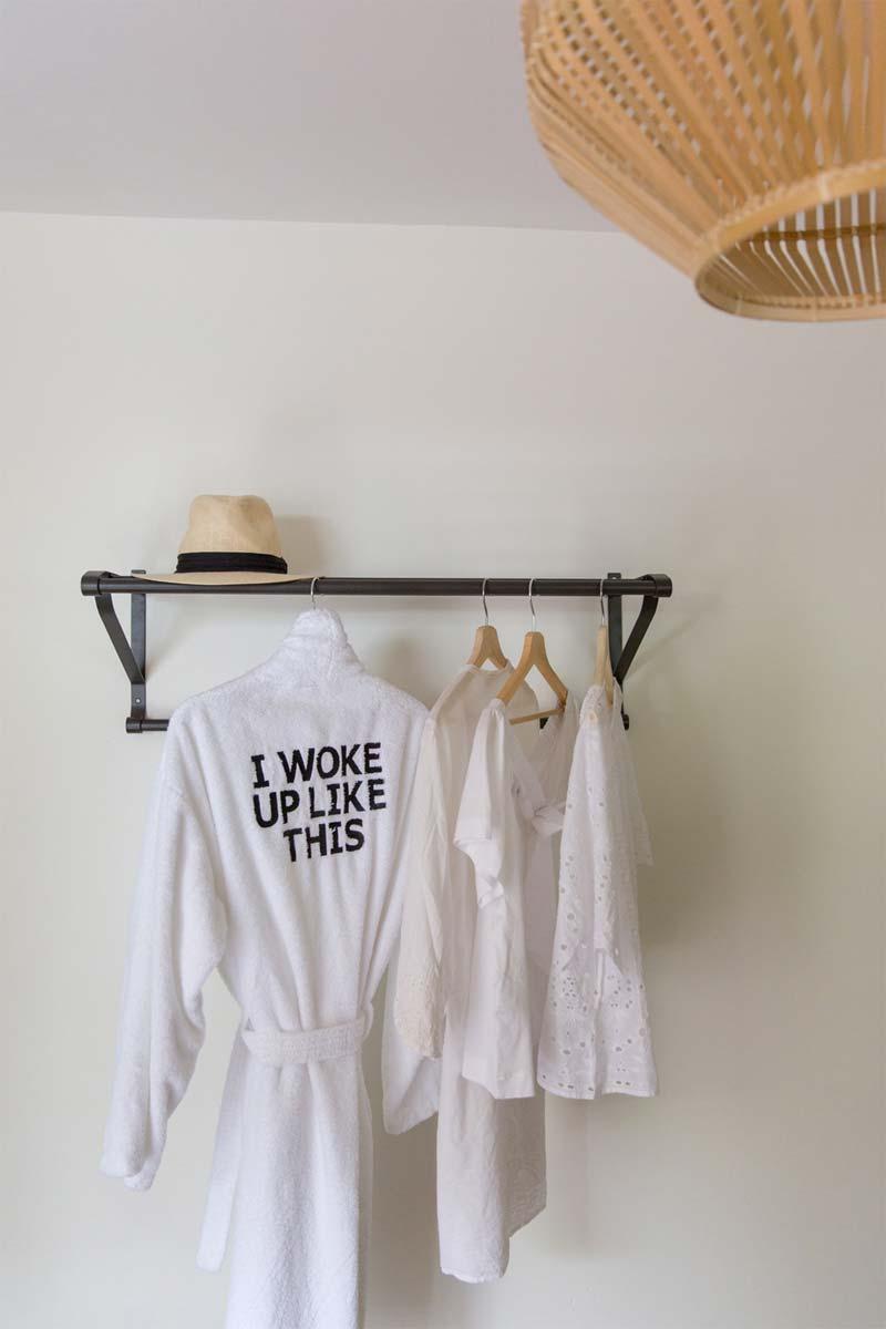 persoonlijk housewarming cadeau badjas