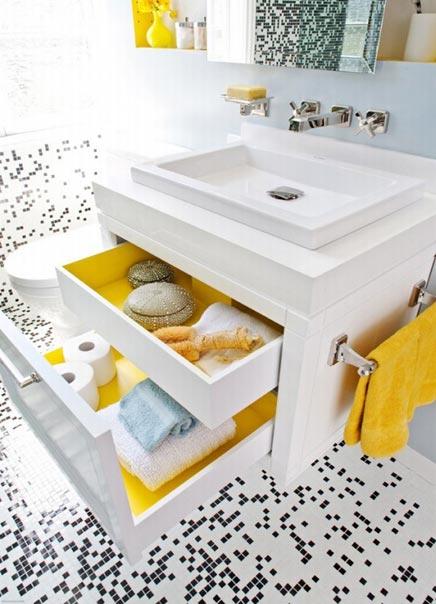 Pixel badkamer
