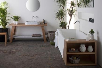 Planten voor de inrichting van je badkamer