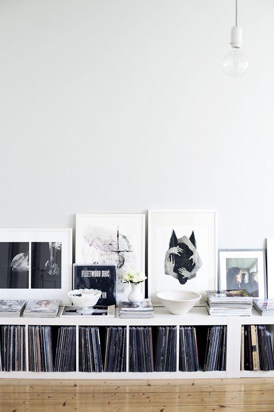 Platen verzameling