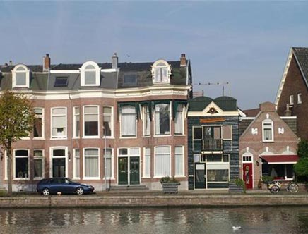 Prachtige grachtenpand in Haarlem te koop