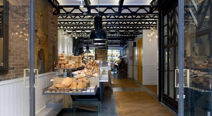 Praktik Bakery hotel Barcelona