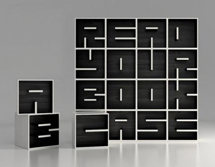 Read Your Bookcase