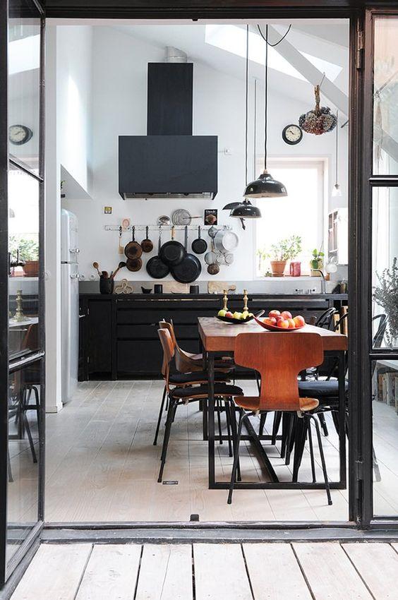 Rechte keuken