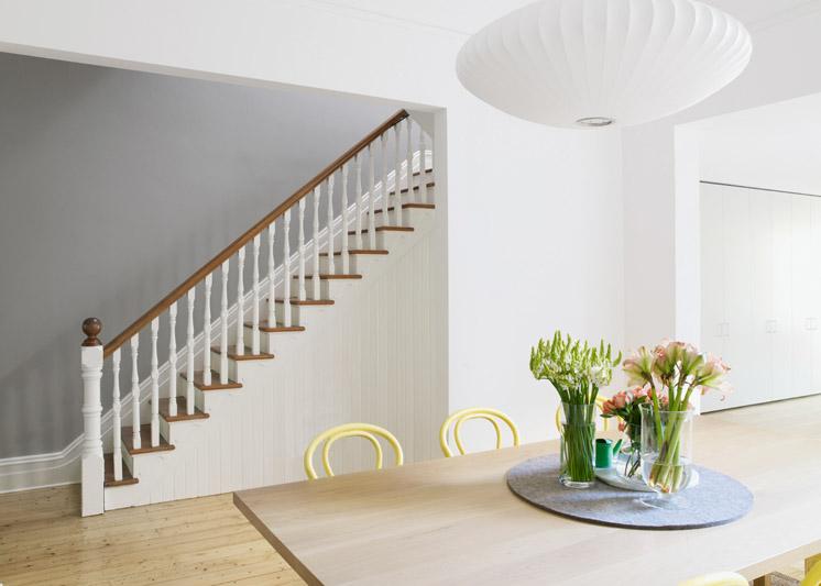 Renovatie Rijtjeshuis Melbourne : Renovatie rijtjeshuis in melbourne inrichting huis