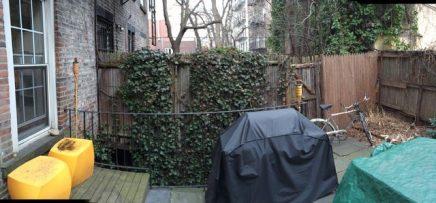 Renovatie van een onbenutte tuin