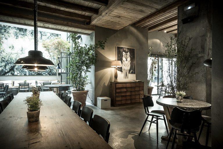 Gats Restaurant in Barcelona